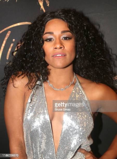 Ariana DeBose attends the opening night of Tina The Tina Turner Musical at LuntFontanne Theatre on November 07 2019 in New York City