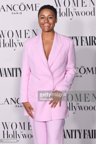 Ariana DeBose attends the Vanity Fair and Lancôme women in hollywood celebration at Soho House on February 06 2020 in West Hollywood California