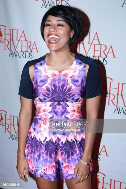 Ariana DeBose during the The 2nd Annual Chita Rivera Awards Honoring Carmen De Lavallade John Kander And Harold Prince at NYU Skirball Center on May...