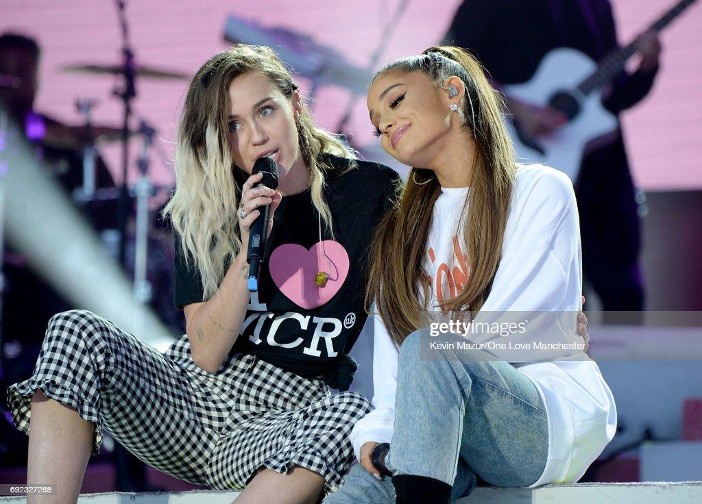 One Love Manchester Benefit Concert : News Photo