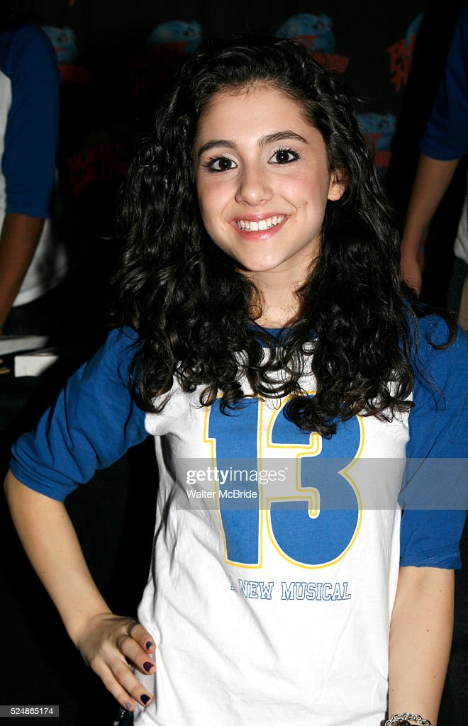Cast of 13 Hand Print Ceremony at Planet Hollywood : News Photo