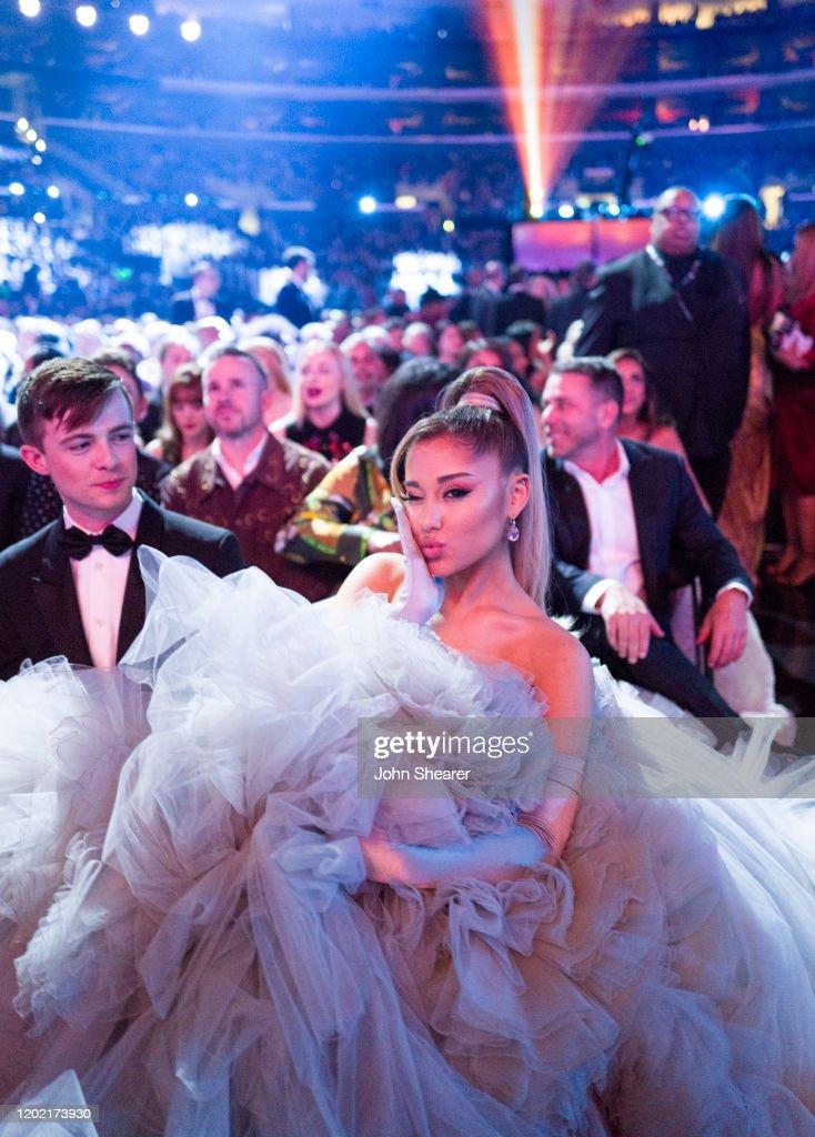 62nd Annual GRAMMY Awards - Inside : News Photo
