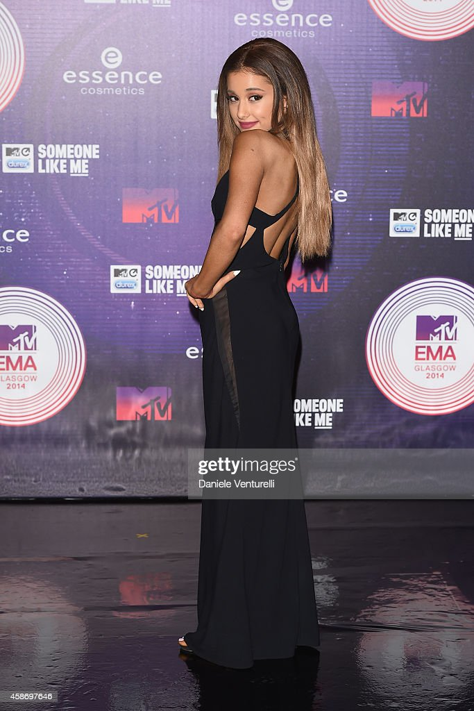 MTV EMA's 2014 - Red Carpet Arrivals : News Photo