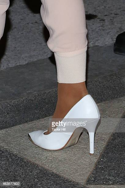 Ariana Grande attends the Saturday Night Live 40th Anniversary Celebration After Party at The Plaza Hotel on February 15 2015 in New York City