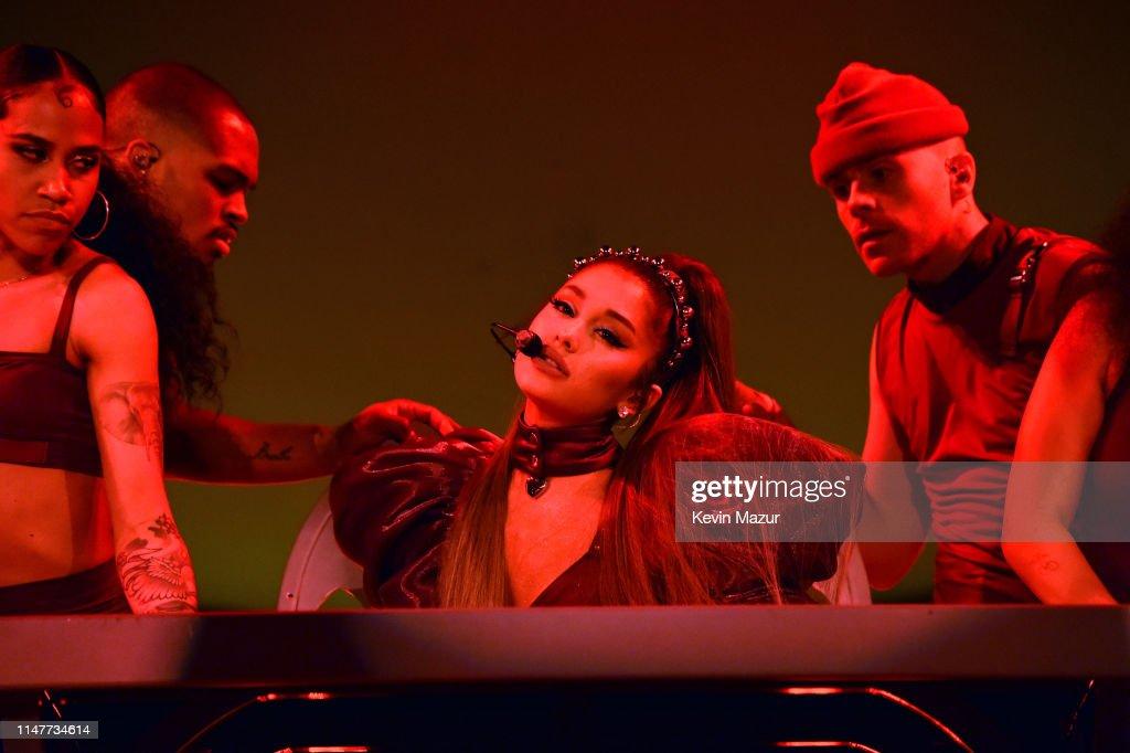 Ariana Grande Sweetener World Tour : News Photo