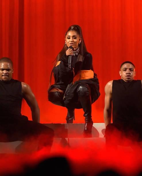 Foto 39 S En Beelden Van Ariana Grande Dangerous Woman Tour New York City Getty Images