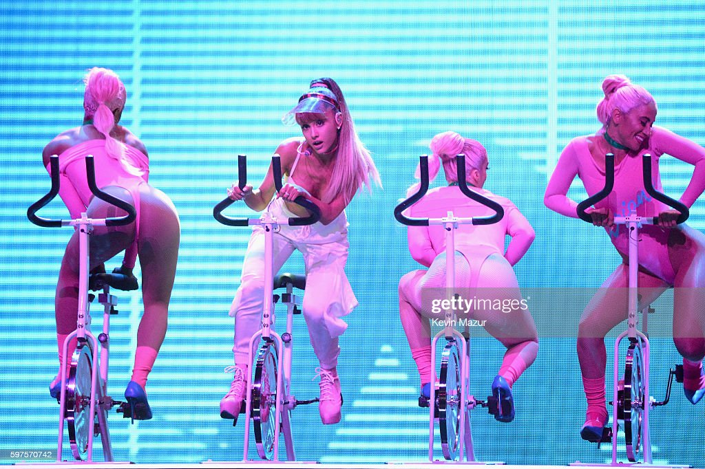 2016 MTV Video Music Awards - Show & Audience : News Photo