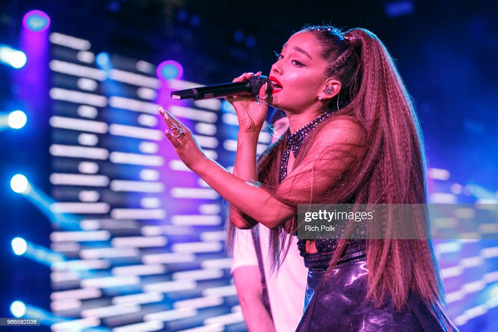 2018 iHeartRadio Wango Tango By AT&T - Show : News Photo