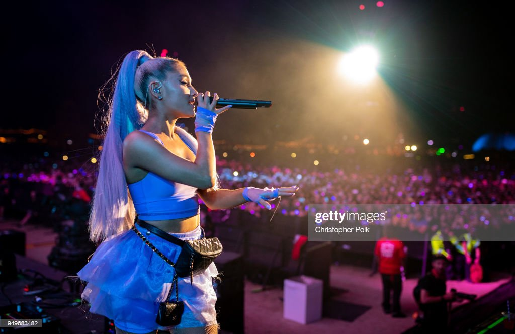 2018 Coachella Valley Music And Arts Festival - Weekend 2 - Day 1 : News Photo