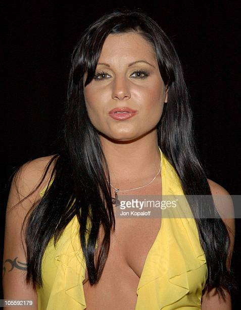 Ariana Jollee during 2005 AVN Awards Arrivals and Backstage at The Venetian Hotel in Las Vegas Nevada United States