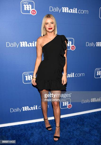 Ariana Madix attends the DailyMailcom DailyMailTV Summer Party at Tom Tom on July 11 2018 in West Hollywood California