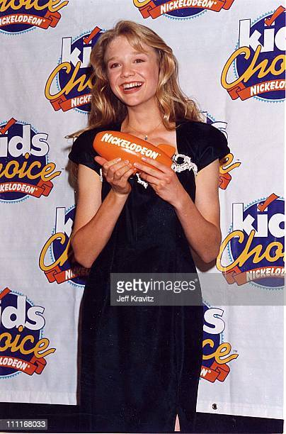 Ariana Richards during 1994 Kid's Choice Awards in Los Angeles California United States