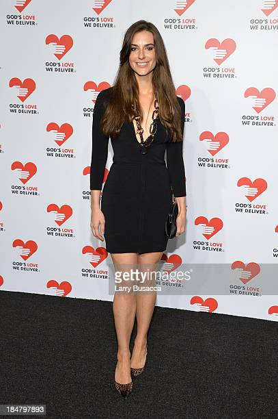 Ariana Rockefeller attends God's Love We Deliver 2013 Golden Heart Awards Celebration at Spring Studios on October 16 2013 in New York City