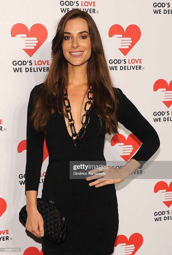 God's Love We Deliver 2013 Golden Heart Awards Celebration - Cocktails : News Photo