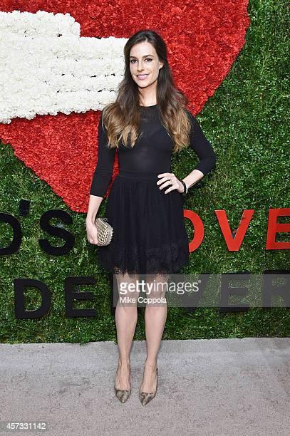 Ariana Rockefeller attends God's Love We Deliver Golden Heart Awards on October 16 2014 in New York City