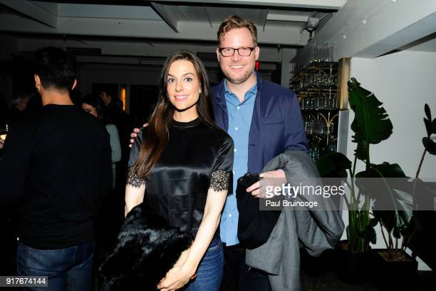 Ariana Rockefeller attends Roadside Attractions and Great Point Media with The Cinema Society host the after party for 'The Party' at Metrograph on...