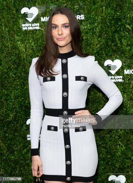 Ariana Rockefeller attends the 13th Annual Golden Heart Awards at Cipriani South Street