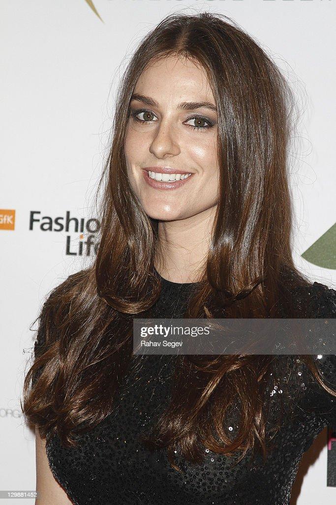 2011 WGSN Global Fashion Awards : Foto jornalística