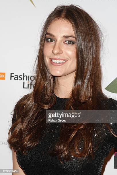 Ariana Rockefeller attends the 2011 WGSN Global Fashion Awards at Gotham Hall on October 20 2011 in New York City