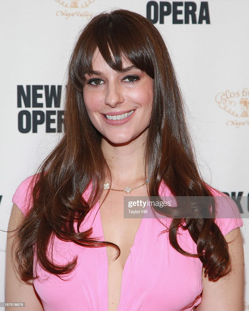 Ariana Rockefeller attends the 2013 New York City Opera Spring Gala at New York City Center on April 25, 2013 in New York City.
