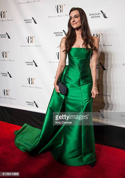 Ariana Rockefeller attends the 2016 American Ballet Theatre Fall Gala at the David H Koch Theater at Lincoln Center on October 20 2016 in New York...