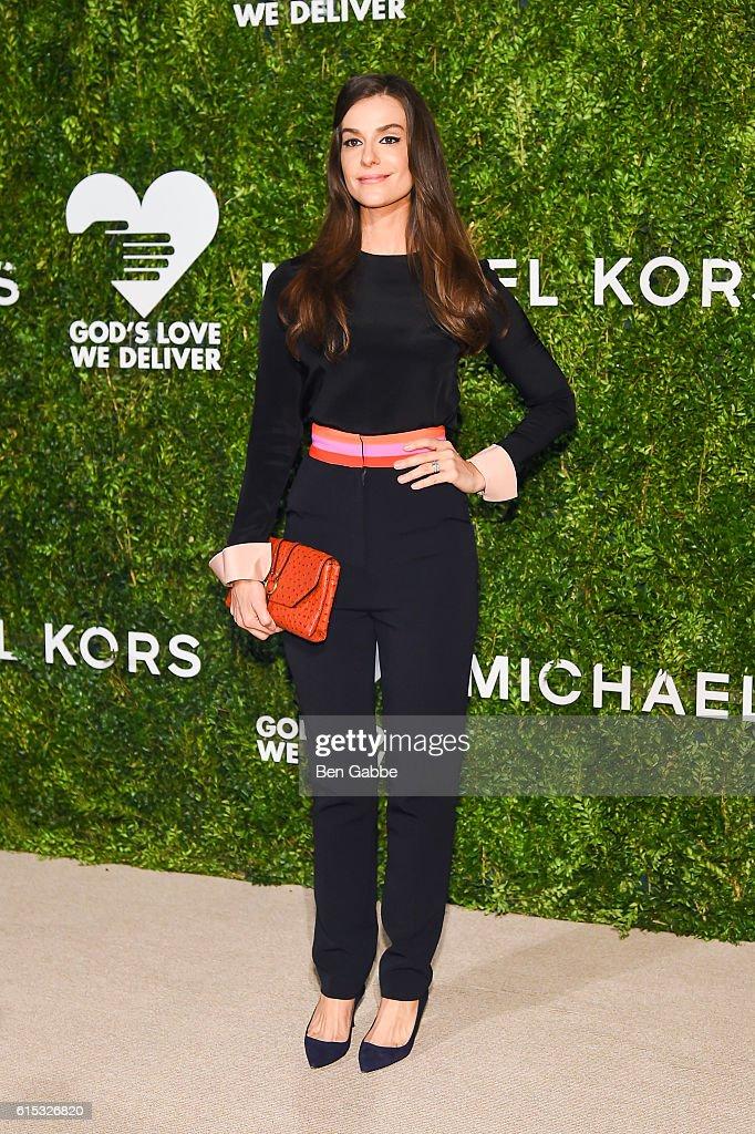 2016 God's Love We Deliver Golden Heart Awards Dinner : News Photo