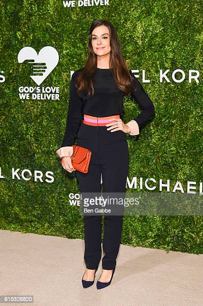 Ariana Rockefeller attends the 2016 God's Love We Deliver Golden Heart Awards Dinner at Spring Studios on October 17 2016 in New York City