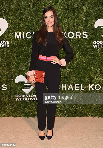 Ariana Rockefeller attends the 2016 God's Love We Deliver Golden Heart awards dinner at Spring Studios on October 17 2016 in New York City