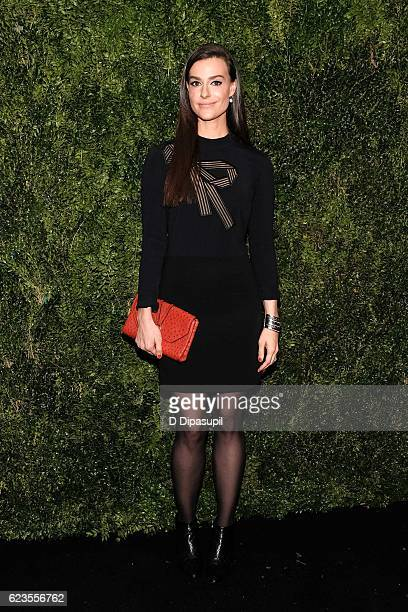Ariana Rockefeller attends the 2016 Museum of Modern Art Film Benefit presented by Chanel A Tribute to Tom Hanks at Museum of Modern Art on November...