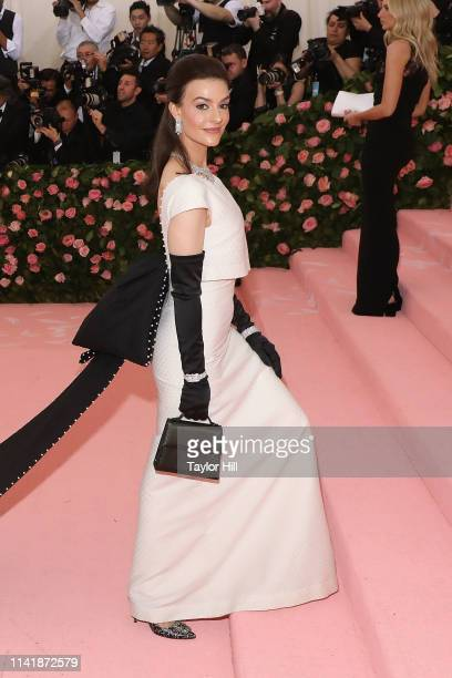 Ariana Rockefeller attends the 2019 Met Gala celebrating Camp Notes on Fashion at The Metropolitan Museum of Art on May 6 2019 in New York City