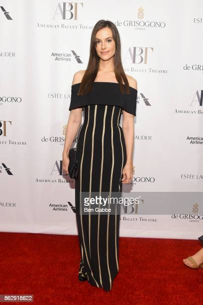Ariana Rockefeller attends the American Ballet Theatre Fall Gala at David H Koch Theater at Lincoln Center on October 18 2017 in New York City