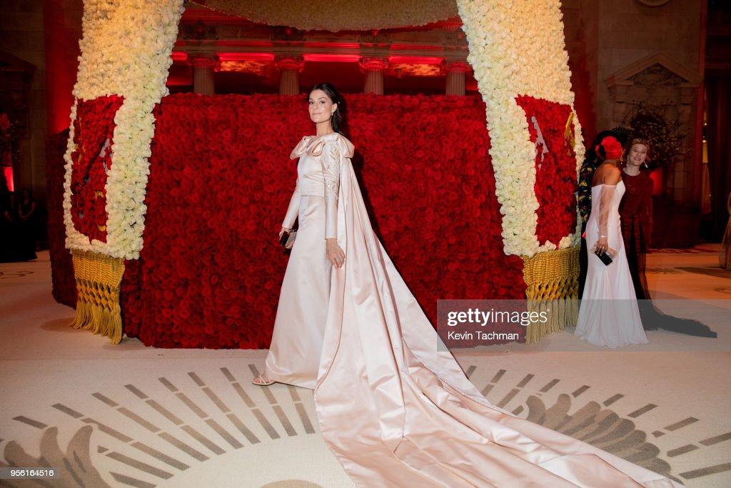 Heavenly Bodies: Fashion & The Catholic Imagination Costume Institute Gala - Cocktails : Foto jornalística