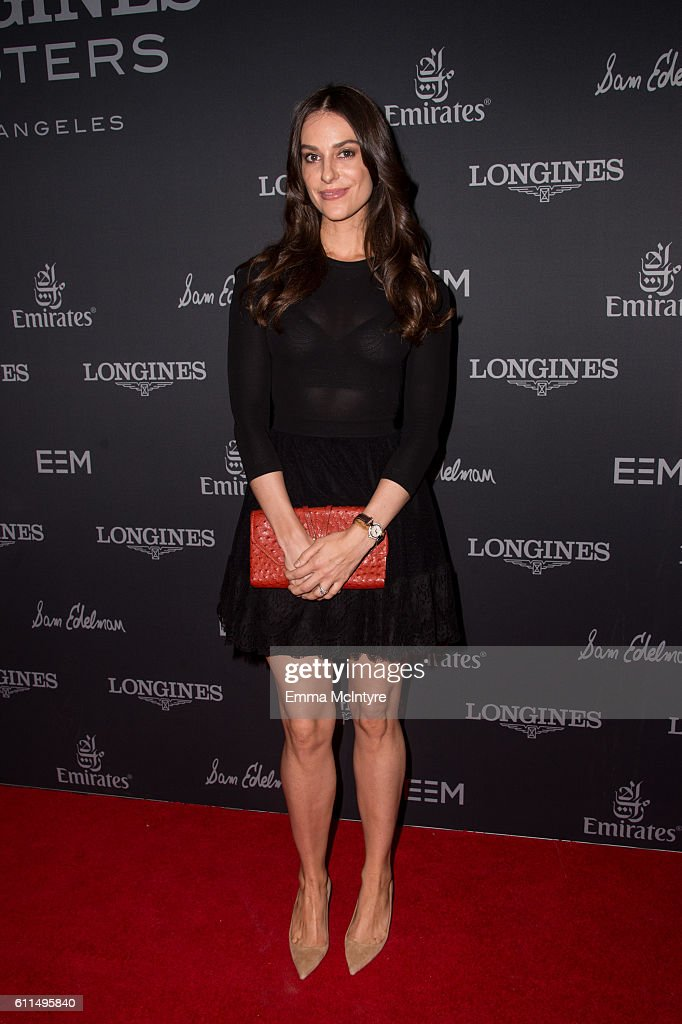 Longines Masters Los Angeles - Gala - Arrivals