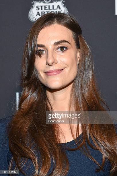Ariana Rockefeller attends The Worldwide Editors of Harper's Bazaar Celebrate Icons by Carine Roitfeld at The Plaza Hotel on September 9 2016 in New...