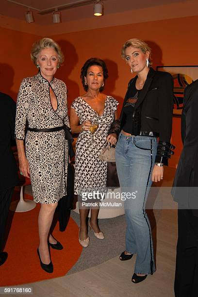 Ariane Dandois Lennie Maerkle and Ondine de Rothschild attend Jamie Drake Celebrates the Publication of his First Book JAMIE DRAKE'S NEW AMERICAN...