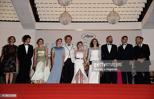Ariane LabedBen WhishawAngeliki PapouliaLea SeydouxJohn C ReillyJessica BardenRachel WeiszYorgos LanthimosColin Farrell and Michael Smiley attend the...