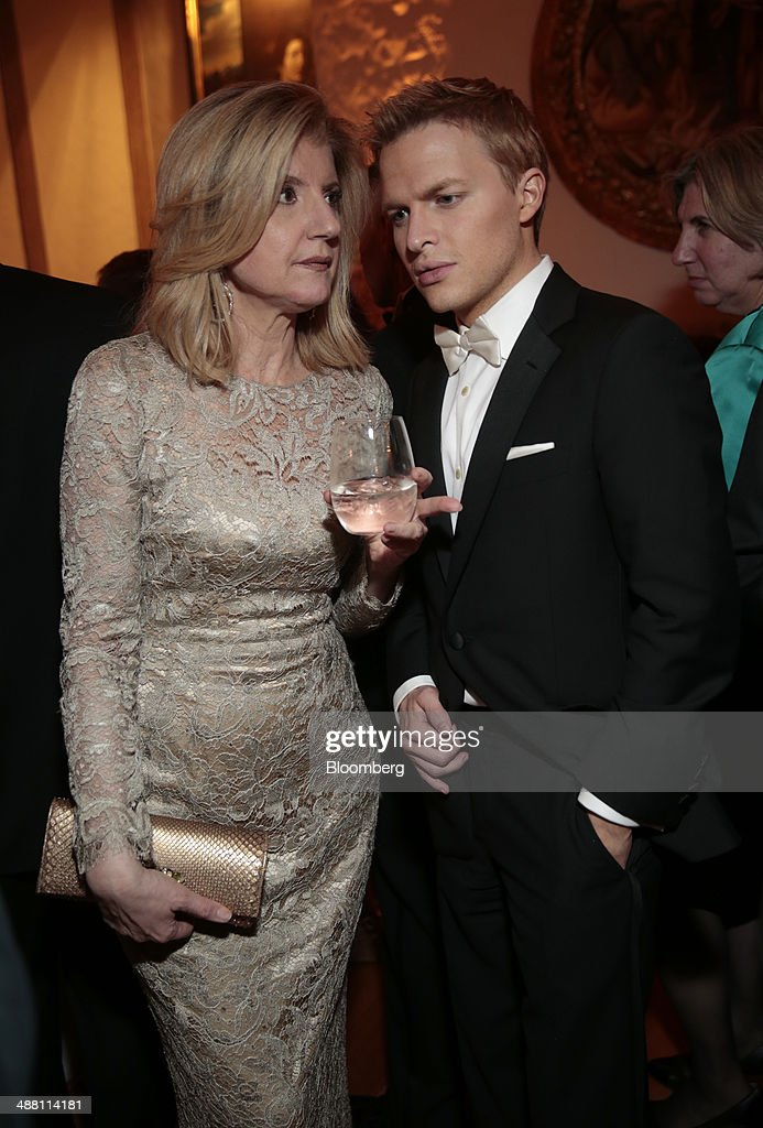 Bloomberg Vanity Fair White House Correspondents' Association (WHCA) Dinner Afterparty : News Photo