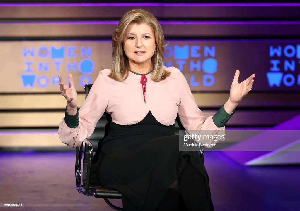 8th Annual Women In The World Summit : News Photo