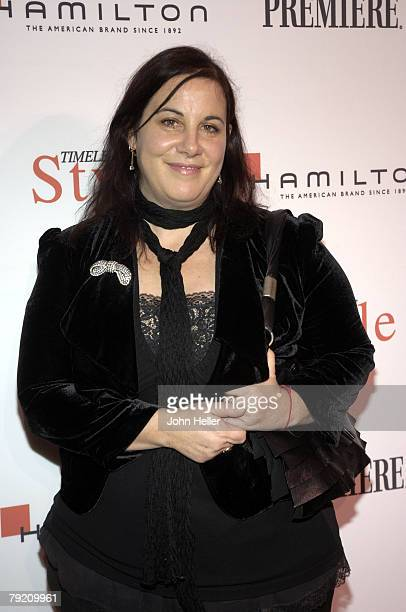 Arianne Phillips Costume Designer and recipient of the Timeless Style Award