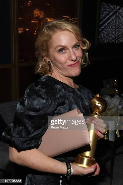 Arianne Sutner attends The 2020 InStyle And Warner Bros 77th Annual Golden Globe Awards PostParty at The Beverly Hilton Hotel on January 05 2020 in...
