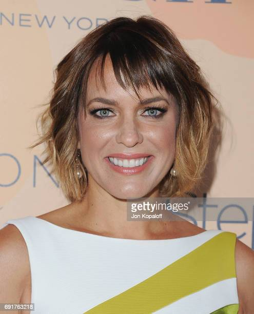 Arianne Zucker arrives at the 14th Annual Inspiration Awards at The Beverly Hilton Hotel on June 2 2017 in Beverly Hills California