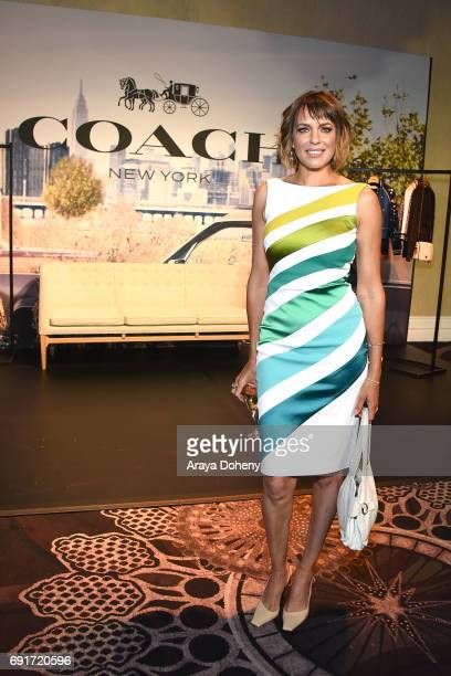 Arianne Zucker attends the 14th Annual Inspiration Awards at The Beverly Hilton Hotel on June 2 2017 in Beverly Hills California