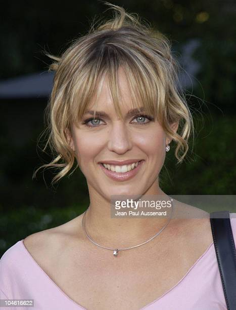 Arianne Zucker during NBC Summer 2002 AllStar Party at Ritz Carlton Hotel in Pasadena California United States