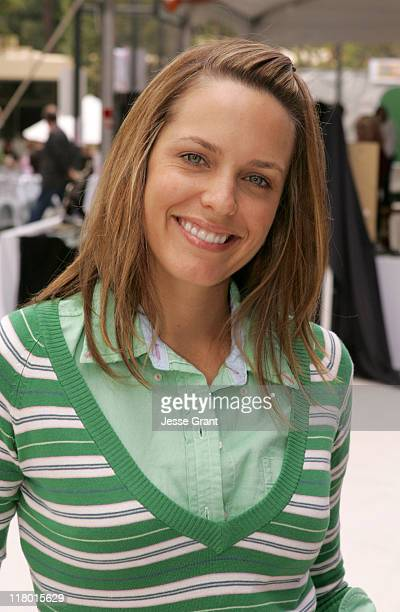 Arianne Zucker during Silver Spoon PreEmmy Hollywood Buffet Day 1 in Los Angeles California United States Photo by Jesse Grant/WireImage for Silver...