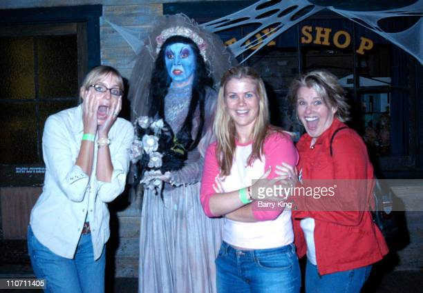 Arianne Zuker Bride Monster Alison Sweeney and Judi Evans