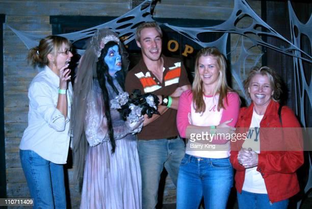 Arianne Zuker Bride Monster Kyle Lowder Alison Sweeney and Judi Evans