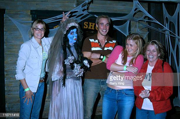 Arianne Zuker Bride Monster Kyle Lowder Alison Sweeney and Judi Evans
