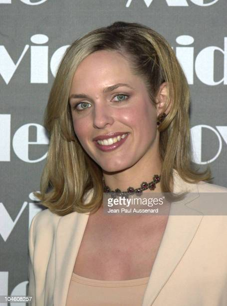 Arianne Zuker during 10th Annual Movieguide Awards at Skirball Cultural Center in Los Angeles California United States