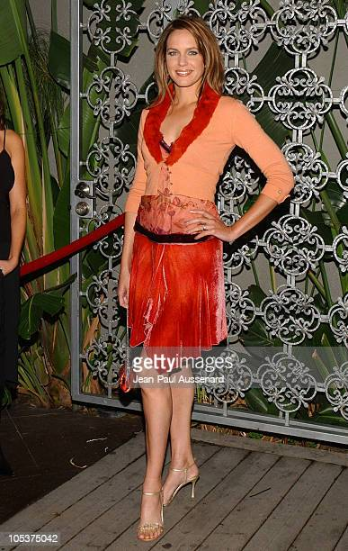 Arianne Zuker during 19th Annual Soap Opera Digest Awards Reception Arrivals at White Lotus in Hollywood California United States