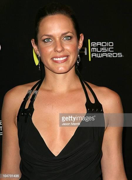 Arianne Zuker during 2005 Radio Music Awards Arrivals at Aladdin Hotel in Las Vegas CA United States